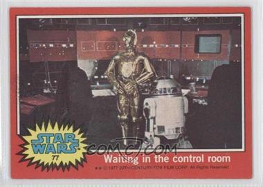 1977 Topps Star Wars #77 - [Missing] [GoodtoVG‑EX]