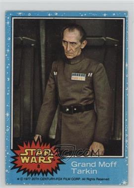 1977 Topps Star Wars #8 - Grand Moff Tarkin