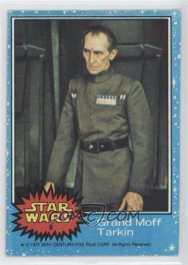 1977 Topps Star Wars #8 - Grand Moff Tarkin