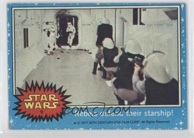 1977 Topps Star Wars #9 - [Missing]