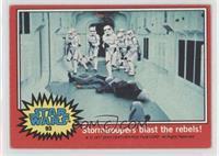 Stormtroopers Blast the Rebels! [GoodtoVG‑EX]