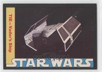 TIE - Vader's Ship