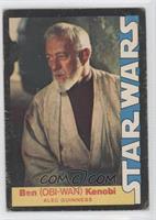 Ben (Obi-Wan) Kenobi (Alec Guinness) [PoortoFair]