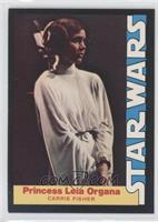 Princess Leia Organa (Carrie Fisher)