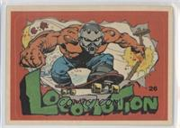 Locomotion/Randy Smith