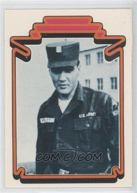 1978 Donruss Elvis #41 - On March 24, 1958 …