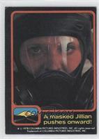 A masked Jillian pushes onward! [GoodtoVG‑EX]