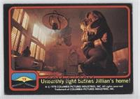 Unearthly light bathes Jillian's home! [Good to VG‑EX]