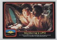 Monitoring a UFO