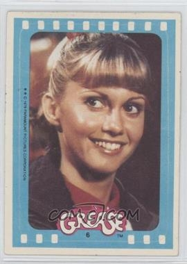 1978 Topps Grease Stickers #6 - Sandy [Good to VG‑EX]