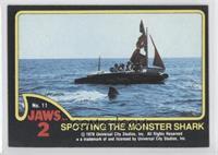 Spotting the Monster Shark
