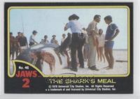The Shark's Meal
