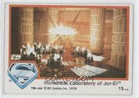 Incredible Laboratory of Jor-El [GoodtoVG‑EX]