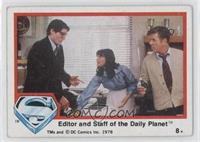 Editor and Staff of the Daily Planet [Good to VG‑EX]