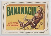 Bananacin (Spitghetti Back)