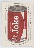 Joke (Gullotine Krac II Back)