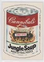 Cannibal's Jungle Soup (Soggies Back)
