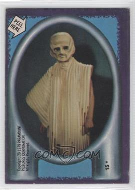 1979 Topps Star Trek: The Motion Picture - Stickers #15 - Alien [GoodtoVG‑EX]