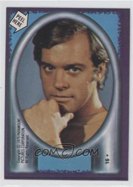 1979 Topps Star Trek: The Motion Picture - Stickers #16 - Decker
