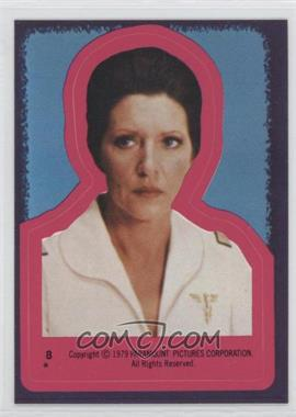1979 Topps Star Trek: The Motion Picture - Stickers #8 - Dr. Chapel