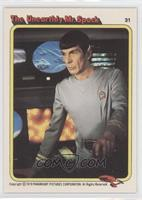 The Unearthly Mr. Spock