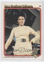 New Starfleet Uniforms