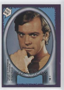 1979 Topps Star Trek: The Motion Picture Stickers #16 - [Missing]
