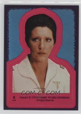 1979 Topps Star Trek: The Motion Picture Stickers #8 - Dr. Chapel