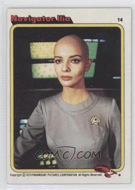 1979 Topps Star Trek: The Motion Picture #14 - [Missing]