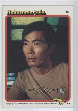 1979 Topps Star Trek: The Motion Picture #16 - [Missing]