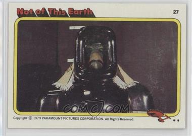 1979 Topps Star Trek: The Motion Picture #27 - Not of This Earth