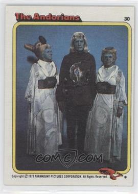 1979 Topps Star Trek: The Motion Picture #30 - The Andorians