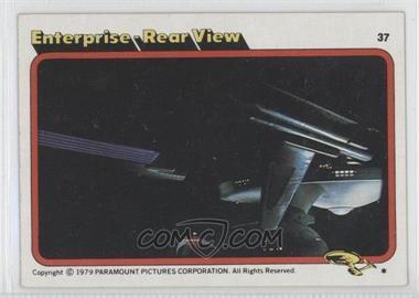 1979 Topps Star Trek: The Motion Picture #37 - [Missing]