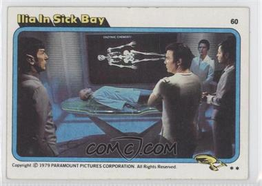 1979 Topps Star Trek: The Motion Picture #60 - [Missing]