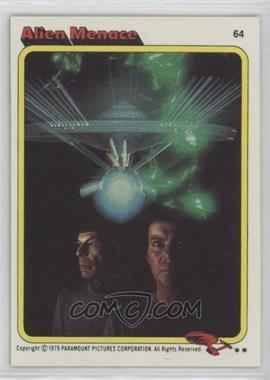 1979 Topps Star Trek: The Motion Picture #64 - Alien Menace