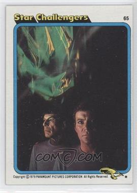 1979 Topps Star Trek: The Motion Picture #65 - Star Challengers