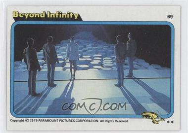 1979 Topps Star Trek: The Motion Picture #69 - Beyond Infinity