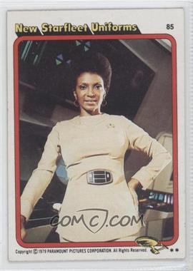 1979 Topps Star Trek: The Motion Picture #85 - [Missing]
