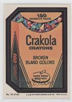 Crakola (Two Stars)
