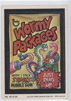 Wormy Packages