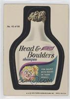 Head & Boulders (Two Stars)