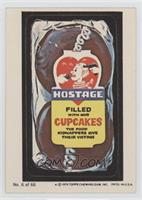 Hostage Cupcakes (One Star)
