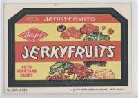 Jerky Fruits