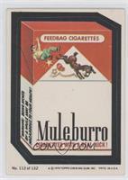 Muleburro