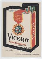 Vicejoy (One Star on Front) [GoodtoVG‑EX]