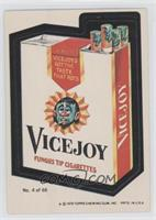 Vicejoy (One Star on Front)