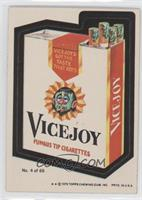Vicejoy (Two Stars on Front)