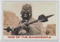One of the Sandpeople