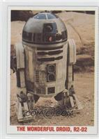 The Wonderful Droid, R2-D2