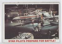 Star Pilots Prepare for Battle!